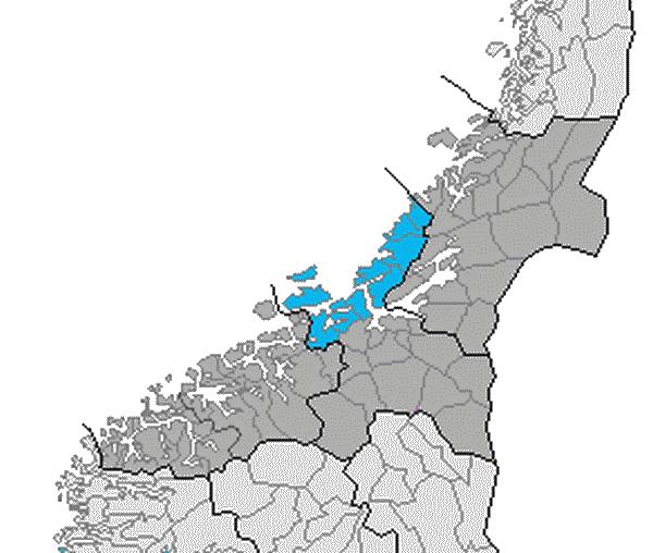 fosenhalvøya kart Fil:Kart Fosen.png   Alnakka.net fosenhalvøya kart