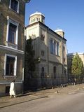 The synagogue in Gothenburg, 11 October 2005.JPG